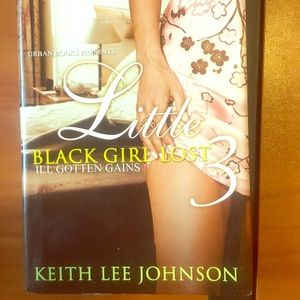 Preowned Little Black Girl Lost 3 Book